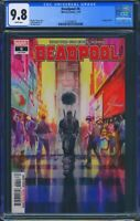 Deadpool 6 (Marvel) CGC 9.8 White Pages 1st appearance of Kill Puddle