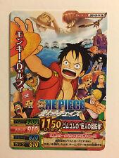 One Piece OnePy Berry Match W Promo JHF-OP-W-PR