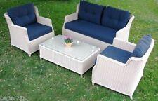 Garten-Lounge-Sets mit mehr als 8 Regalfächern aus Polyrattan