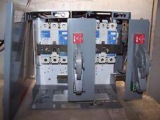"""NEW ALLEN BRADLEY 2100 DUAL 15 AMP FEEDER MCC BUCKET  FDB3015L WITH DOOR  12"""""""