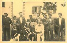 PHOTO 1930 - 250715 - 64 BIDARRAY - fanfare de Bayonne à la Procession - tambour