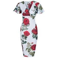 54208df90738 Vestiti da donna tubino con scollo a v