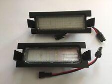 LED SMD Kennzeichenbeleuchtung Smart forfour 454 W454  TÜV FREI 107