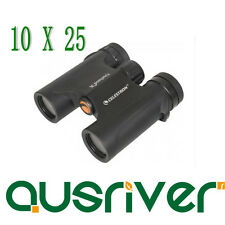 Celestron Outland X Series 10x25 Binoculars Multi-Coated Christmas Gift 71341