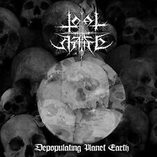 TOTAL HATE-DEPOPULATING PLANET EARTH  CD NEW