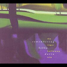 Remembering Bobby Darin The Roger Kellaway Trio [CD, 2005] IPOC1008 - NEW SEALED