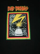 FREE SAME DAY SHIPPING BRAND NEW CLASSIC PUNK BAD BRAINS WASHINGTON DC SHIRT 2XL