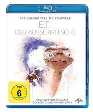 E.T.-DER AUSSERIRDISCHE  BLU-RAY NEU