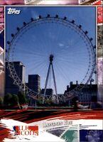 2020 Topps UK Edition LONDON EYE UK Icons Insert #UKI-9