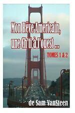 Mon Reve Americain and Green Card by Sam Vansteen (2015, Paperback)