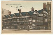 Holborn Postcard, Old Houses, #435