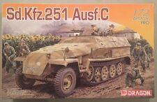 Dragon 1:72 Sd.Kfz. 251 Ausf.C Model Kit #7223