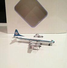 Aeroclassics 1/400 scale KLM Lockheed Electra PH-LLB model plane vliegtuig avion