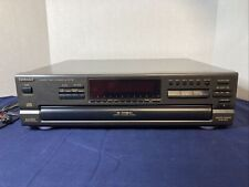 New ListingVintage Technics Compact Disc 5 Disc Changer Sl-Pd787 Made in Japan!