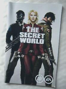 61892 Instruction Booklet - The Secret World - PC (2012)