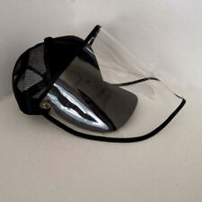 Highly Protective Trucker Hat Mesh With Face Shield