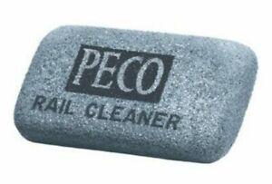 PECO PL41 Model Railroad Track Rail Cleaning Rubber 00/N Free Worldwide Std Post