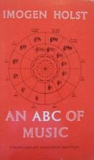 An ABC of Music (Oxford Quick Reference) by Holst, Imogen