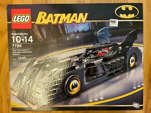 LEGO Batman 7784 Batmobile Ultimate Collectors' Edition - Employee Coll See desc