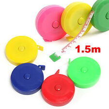 Glorious Retractable Ruler Tape Measure Sewing Cloth Dieting Tailor 1.5m 150cm
