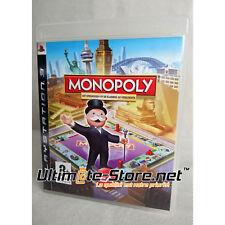 Jeu PS3 Monopoly - PlayStation 3 - Electronic Arts