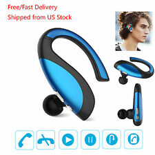 Bluetooth Wireless Headset Earphone for iPhone Samsung Lg Stylo 3 G6 Huawei
