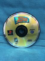 Speed Racer PS1 (Sony PlayStation 1, 1998) *DISC ONLY TESTED*