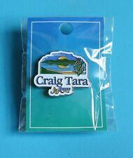 Haven holidays Craig Tara stud pin badge charity