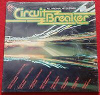 Circuit Breaker K-Tel Compilation LP 1979 Original Vinyl Album - Foreigner