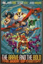 The Brave And The Bold: The Book Of Destiny Vol 2~ Dc Comics Tpb~ Brand New