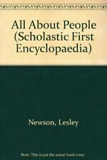 All About People (Scholastic First Encyclopaedia),Lesley Newson
