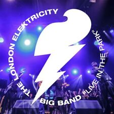 The London Elektricity Big Band - LIVE IN THE PARK - Hospital Records  NHS303CD