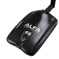Alfa AWUS036NHA 802.11n Wireless USB Adapter Atheros chip AR9271L + Suction CLIP
