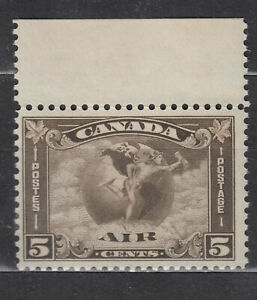 1930 #C2 5¢ KING GEORGE V AIR MAIL ISSUES F-VFNH