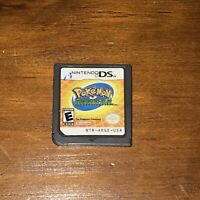 Pokemon Ranger (Nintendo DS, 2006) Authentic Game Cartridge - TESTED WORKS!!!