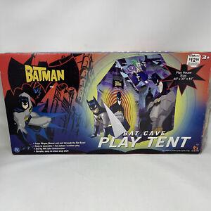 The Batman Batcave Play Tent New In Open Box Joker