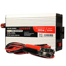 Spannungswandler 12V 230V Wechselrichter 300W  600W Inverter Solar Konverter neu