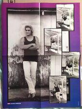 SHANE AMMANN / HOME AND AWAY Original Vintage Big! Magazine Poster