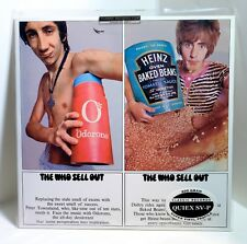 THE WHO Sell Out 200-gram VINYL LP Sealed CLASSIC RECORDS Psychedelic Poster