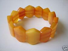Natur Bernstein Schmuck Armband 14,9 g Buttercotch Honig Bracelet Genuine Amber