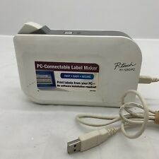 Brother P Touch Pt 1230pc Electronic Labeling System Thermal Label Printer