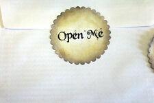 Ouvrez-moi Alice au pays des merveilles style vintage autocollants/étiquettes/ENVELOPPE SCEAUX - 10