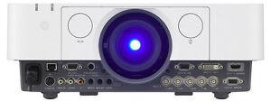 Sony VPL-FH35 Tri-LCD Projector