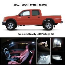 2000 - 2004 Toyota Tundra Premium White LED Interior Package (11 Pieces)