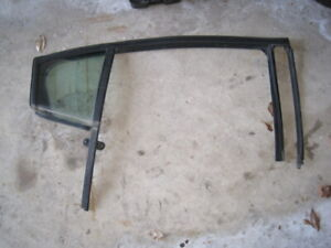 Chevrolet GM OEM Cruze Window Glass-Rear Door-Run Weather Strip RIGHT PASSENGER