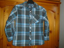 H&M Boys' Checked 100% Cotton Long Sleeve Sleeve Shirts (2-16 Years)