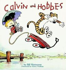 Calvin and Hobbes: Calvin and Hobbes 1 by Bill Watterson (1987, Paperback) NEW!