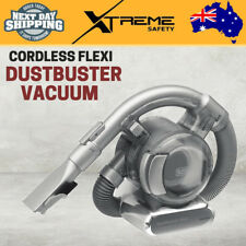 Black & Decker 18V Lithium-Ion Cordless Flexi Dustbuster Vacuum 2-in-1 Nozzle