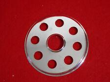 Small Chrome Steel Spoke Protector Guard 140 mm Nice Used