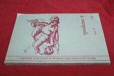 ISTITUTO PER STORIA DELLA RESISTENZA PROVINCIA ALESSANDRIA QUADERNO 9 ANNO 1982